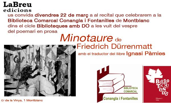 MinotaureMontblanc