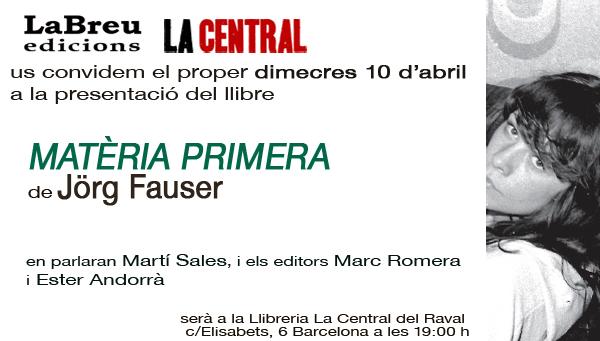 MateriaPrimeraLaCentral