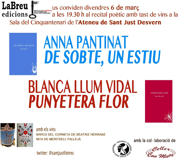 CARTELL Blanca Pantinat StJust