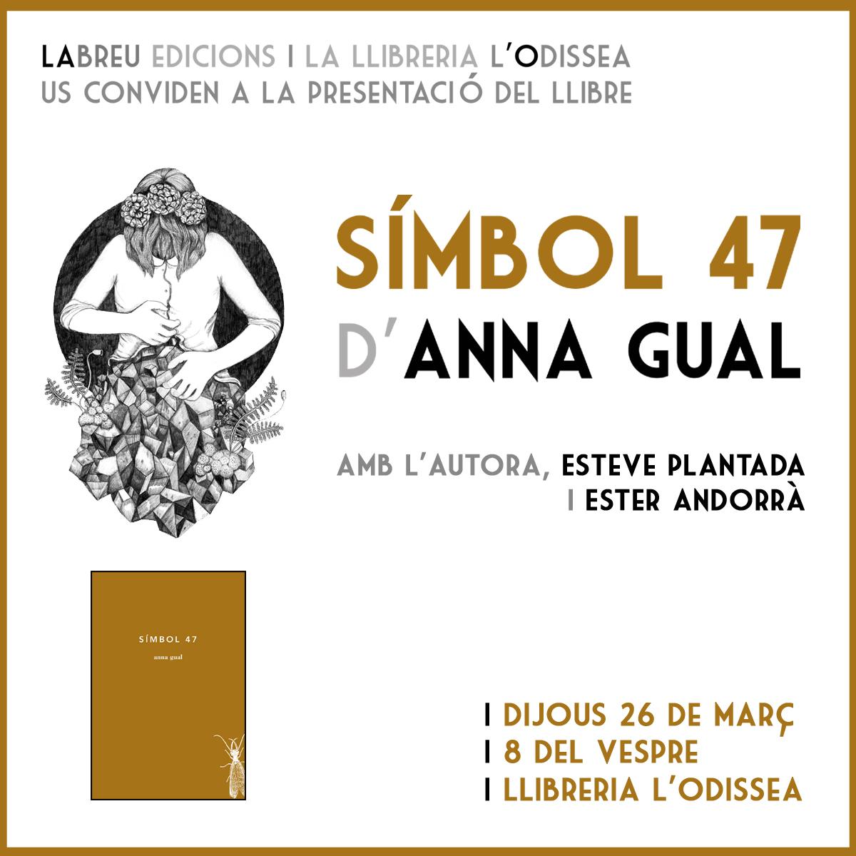 Anna Gual simbol 47 quadrat 2