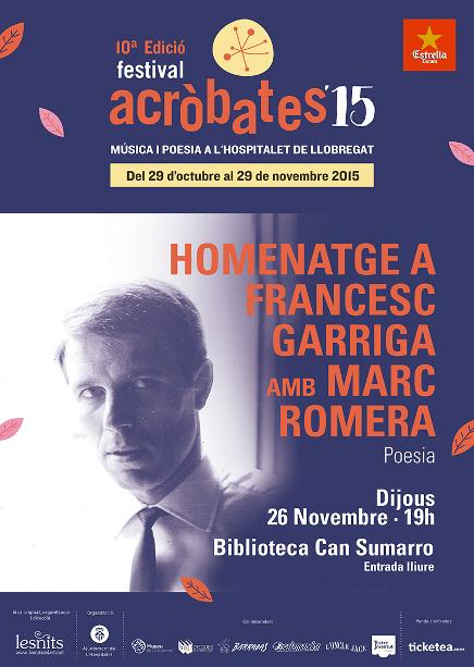 17 - ACROBATES - HOMEN. FRANCESC GARRIGA