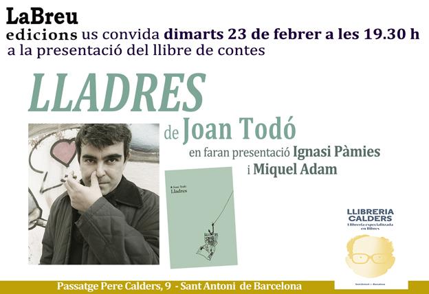 LLADRES Calders