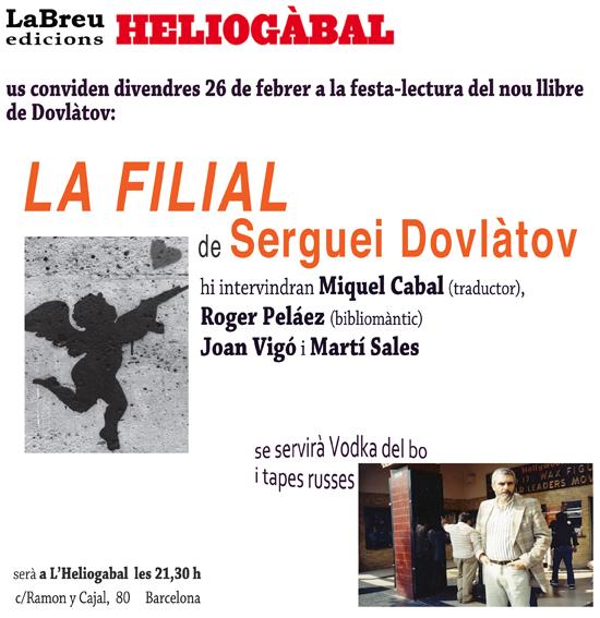 LaFilial Heliogabal