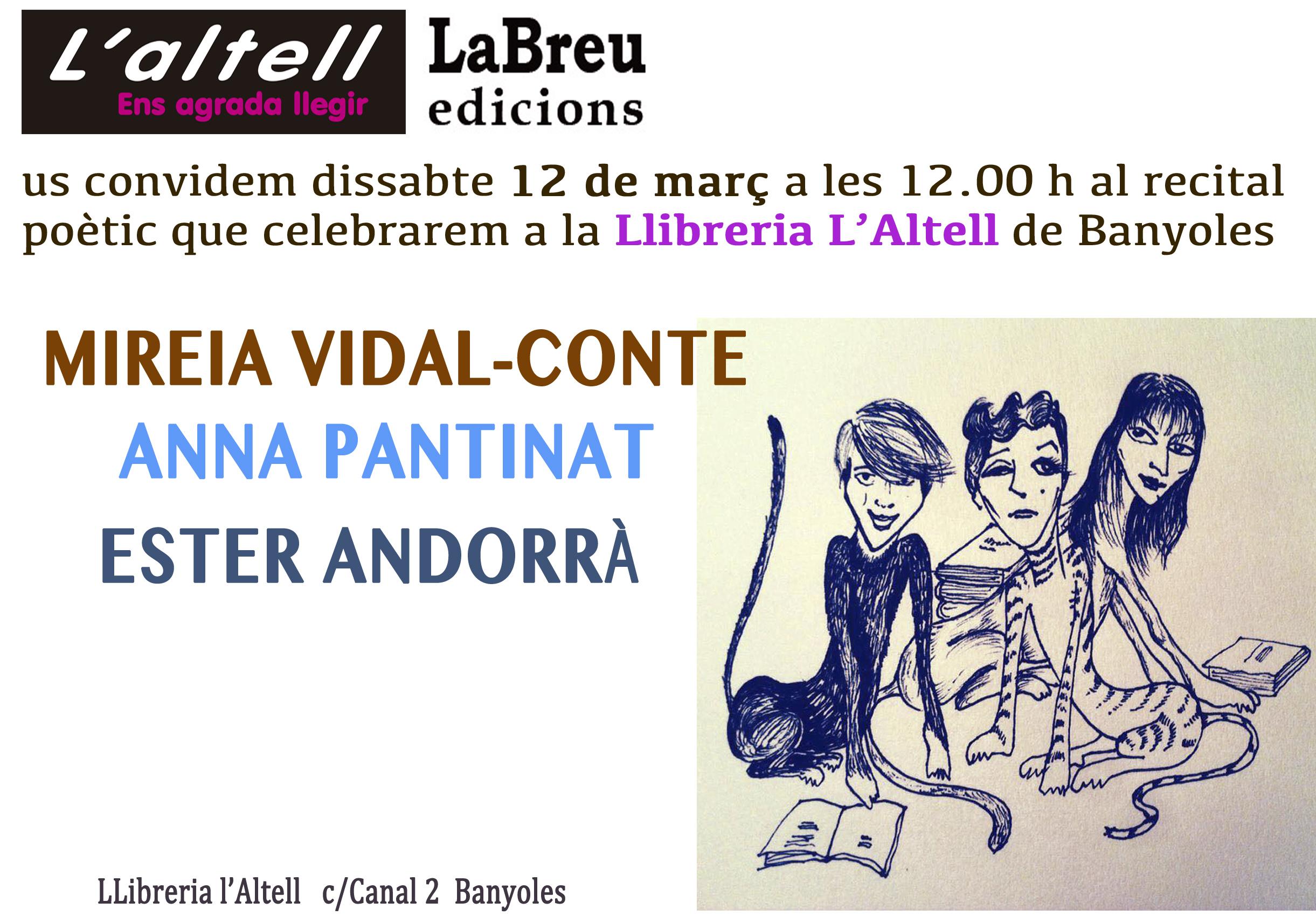 recital LAltell