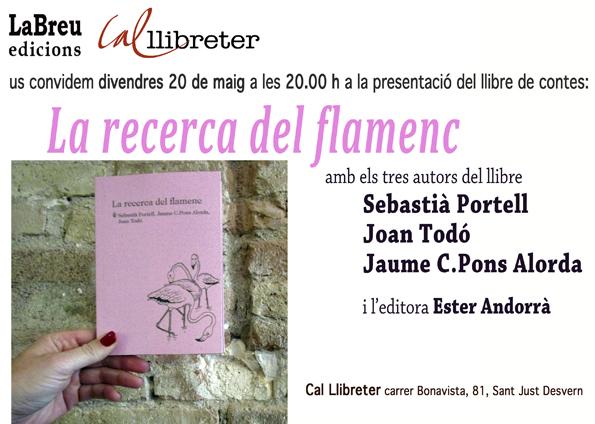 Flamencs Cal LLibreter