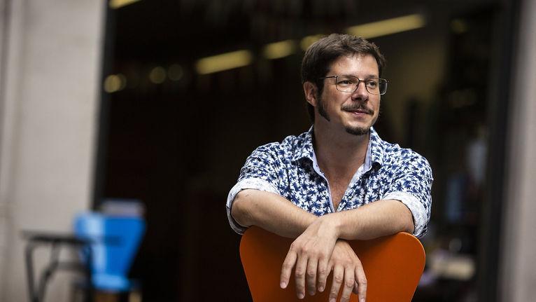 """""""Desolació de la quimera"""" ressenya de Jordi Llavina als LÍMITS DEL QUIM PORTA de Josep Pedrals (15.09.18)"""