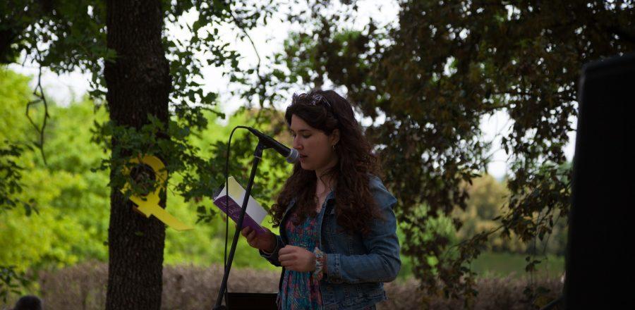 Un SOSTRE DE CARN o la intuïció poètica de Maria Isern, Núvol (02.10.18)